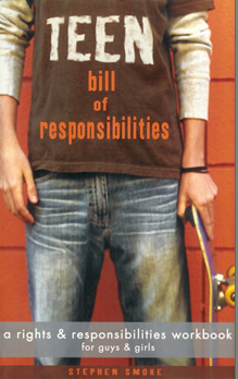 Teen Bill of Responsibilities Course starts Jan 28