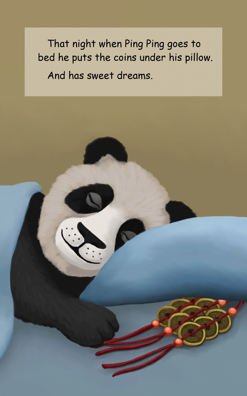 Ping Ping Panda book released