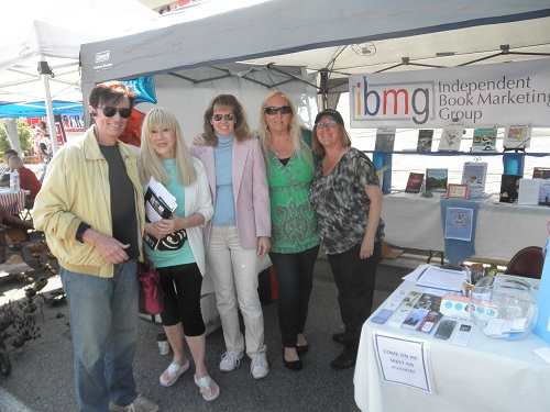 IBMG at Palos Verdes Street Fair